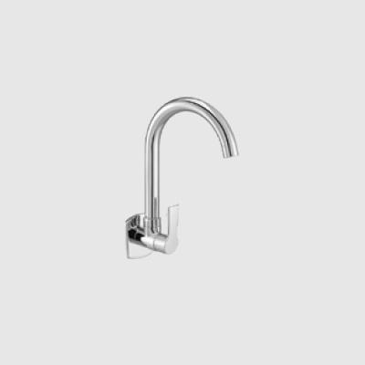 Sink cock - wall mounted
