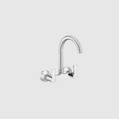 Sink mixer - wall mounted
